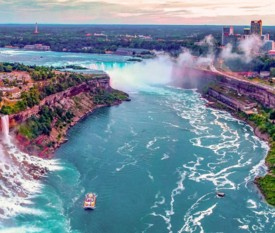 Minitour Niagara, Toronto & 1000 Islands