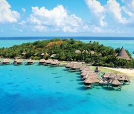 Mix Tahiti, Moorea, Bora Bora & Rangiroa
