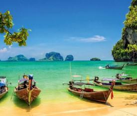 Tour Bangkok, Phuket e Singapore