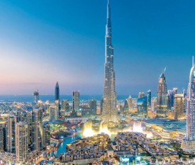 Mix Dubai & Zanzibar