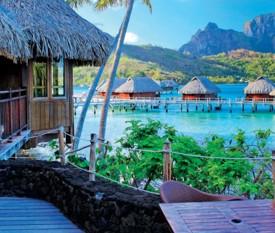 Tahiti, Bora Bora, Rangiroa & Tikehau