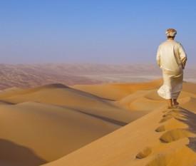 City Break Il Deserto del Rub Al-Khali