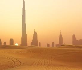 City Break Il Deserto di Dubai